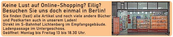 Werbung Laden